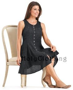 Introducing a stunning - button-up Gypsy/Gothic inspired design from HolyClothing. This full button-up mini-dress is a classic design that shines in the details. Starting from the delicately embroidered sandal straps which lead downwards to the curved neckline.
