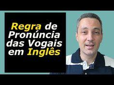 Pronúncia em inglês - Regra de pronúncia das vogais - som longo e curto - YouTube Sons Do Alfabeto, E Book, Learn English, Youtube, Learning, Memes, Words, 112, Letters