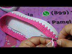 3 TIP EN 1 TEJIDOS PAMELA - YouTube Crochet Sandals, Booties Crochet, Crochet Slippers, Knit Crochet, Crochet Shoes Pattern, Shoe Pattern, Crochet Patterns, Crochet Flip Flops, Crochet Backpack