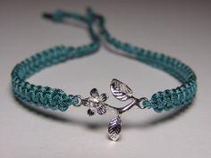 Cherry Blossom  Bracelet by ByKarianne on Etsy, kr55.00/$9.45