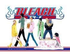BLEACH-love that Rukia just stops to eat lol