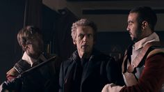 BBC One - Doctor Who, Series 9, The Woman Who Lived - Looking back on The Woman Who Lived