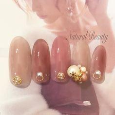 いいね!269件、コメント1件 ― Natural Beauty(ナチュラルビューティー)さん(@naturalbeauty.s)のInstagramアカウント: 「#ネイル#nail#ネイルアート#ジェル #ネイルデザイン#大人女子 #大人女子ネイル#大人かわいいネイル #カルジェル#ベトロ#パラジェル…」