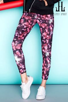 Buy Lipsy Sport Printed Legging online today at Next: Rep. of Ireland