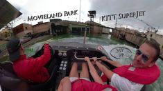 Movieland Park Kitt Super Jet 360° VR POV Onride Vr, Movies, Films, Cinema, Movie, Film, Movie Quotes, Movie Theater, Cinematography