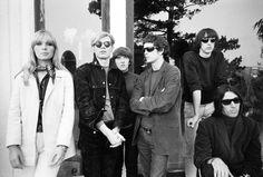 Velvet Underground with Nico (R.I.P.) & Andy Warhol (R.I.P.)