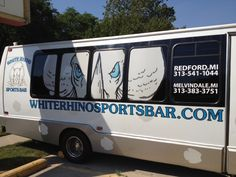 """It's NEW!!.. It's IMPROVED!!... It's LIVE!!.. The WHITE RHINO is pleased to announce our NEW RHINO website!! PLEASE go to http://whiterhinosportsbar.com/ to see our NEW """"Home""""!! You will find lots of NEW and recently updated Pics of Your Favorite RHINO Girls, delicious menu choices, additional RHINO locations, fill out an application to become a RHINO girl, reserve the RHINO limo bus, make reservations, link us to all of your favorite social networks and much more! PLEASE VISIT US SOON!!"""