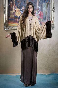 أجمل عبايات 2015 من دار الجوهرة لطلة شرقية راقية