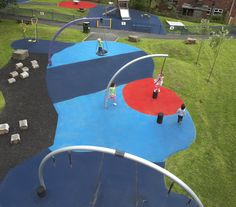 Dodnaze Playground with Playsafe system 32