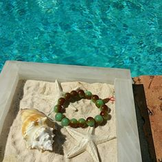 Function jade yoga bracelet Amazing tones of jade. Big size beads, pls check pic 2. Jewelry Bracelets