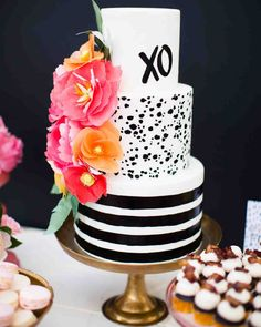 """A Pink, Kate Spade-Inspired California Wedding 