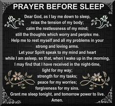 Amen …