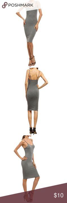 19 best Dresses images on Pinterest Black tank dress, Stylish