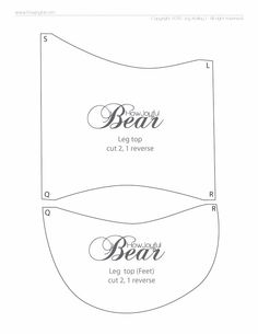 Criar Passo a Passo: Urso de Pelúcia Teddy - Passo a Passo