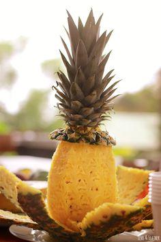 Frische Ananas in Costa Rica - Kulinarische Reise durch Costa Rica