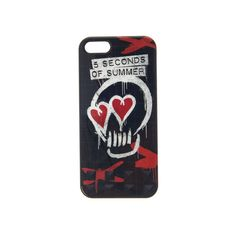 5 Seconds of Summer Phone Case - iPhone 5, Brands, iPhone 5/5S , all,... ($16) ❤ liked on Polyvore featuring accessories, tech accessories and phone cases