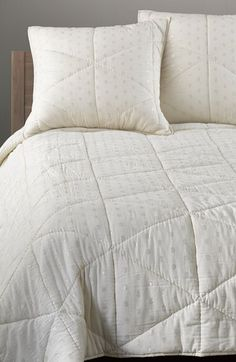 Nordstrom at Home Nordstrom at Home 'Sylvie' Quilt available at #Nordstrom