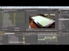 AE Camera Tracker + C4D #3DCameraTracker #Foundry