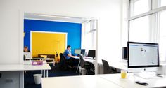 Sharespace is a bright and vibrant new desk sharing and coworking facility within the heart of Prestwick Airport. The coworking space benefits from a fantastic outlook across to the beautifu...