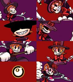 Skullgirls Playable Roster [3/14]↳PeacockOnce a war orphan slave named Patricia Watson, Peacock's body was gruesomely mutilated by slave traders that captured her. She was rescued by Dr. Avian's Anti-Skullgirls Labs, and rebuilt with a reality-defying arsenal of biomechanical weaponry: the Argus System augmented her body, and the Avery Unit gave her access to unprecedented weaponry.  Alas, they couldn't do anything for her mind: Peacock's damaged psyche and abiding love of cartoons shaped