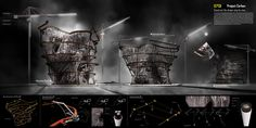 Sci-Arc: Yaohua Wang Project