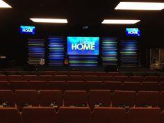 Line 'Em Up   Church Stage Design Ideas