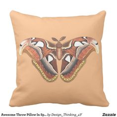 Awesome #Throw #Pillow In #Spring Design
