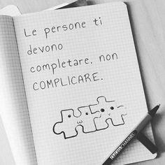 Italian Phrases, Italian Quotes, Book Quotes, Life Quotes, Hurt Feelings, True Words, Tumblr, Slogan, Sentences