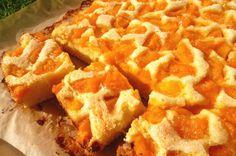Bögrés sárgabarackos pite Hungarian Recipes, Waffles, Food And Drink, Cooking, Breakfast, Kitchen, Morning Coffee, Waffle, Brewing