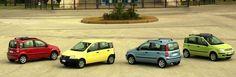 Fiat Panda 2003. - 2012. Fiat Panda, Automobile
