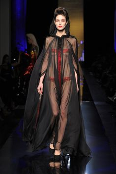 Fashiontography: Jean Paul Gaultier Couture Fall 2014