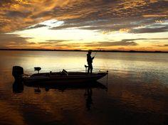 beauty..bass fishing
