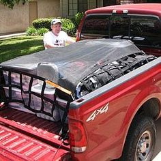 Those people who own truck or sports utility vehicles (SUV) can find this article quite relevant for them. It is going to offer complete information in regard of truck bed cargo net in terms of its important and growing uses.