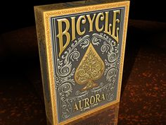 Buy magic tricks: Bicycle Aurora Playing Cards by Collectable Playing Cards