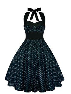 Lady Mayra Ashley Polka Dot Dress Vintage Rockabilly Pin Up 1950s Retro Style Gothic Lolita Steampunk Swing Prom Party Plus Size Clothing by LadyMayraClothing on Etsy https://www.etsy.com/listing/207161251/lady-mayra-ashley-polka-dot-dress