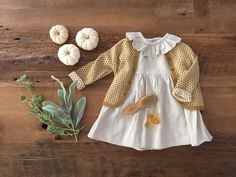 Sweet Hannah B Children's Clothing - Red Rover Baby Bows - Fall outfits - Fall Dresses - Xan's Eye Photography