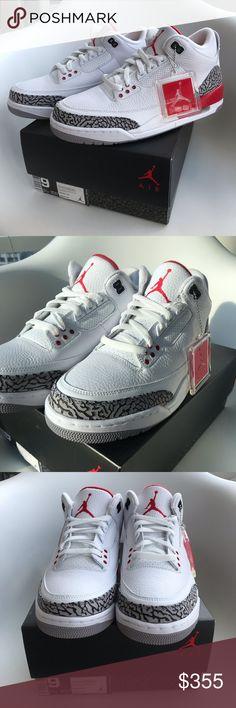 "best service b9ff4 60933 Nike Air Jordan 3 Retro ""Hall of Fame"" Brand new still in original box"