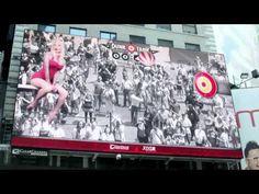 Dunk Tank Interactive Billboard Case Study: mooi voorbeeld van cross media en augmented reality