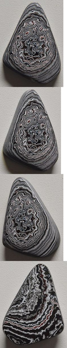 Other Loose Stones 169310: Wrg- Fordite Detroit Agate Designer Cabochon Gemstone One Of A Kind Freeform -> BUY IT NOW ONLY: $35 on eBay!
