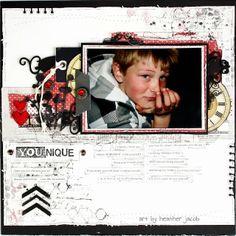 YOU - nique    CSI  case file #96