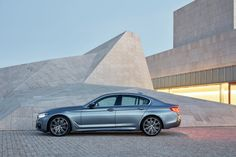 The all new BMW 520d (2017)