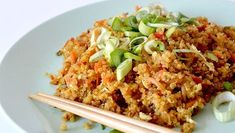 Quinoa Salteada con Verduras sin Gluten « Celiaco.com