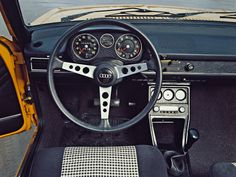 1973 Audi 80 GT