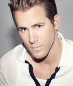 Ryan Reynolds aka my boyfriend. But really.. they do kind of resemble each other. Lucky me right? ;)