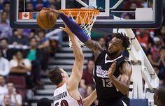 Photos: Pre-season NBA action in Vancouver