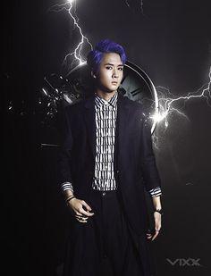 Ravi Concept Photo  #Eternity (cr. Twitter / VIXXDaily)