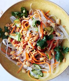 Bean Thread Noodles with Pickled Vegetables | 29 Pasta Salads To Chill Out With This Summer