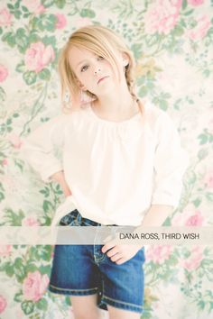 Start Your Child's Model Portfolio Here >>>> www.thirdwishphoto.com {Nashville Children's Photographer, Nashville Tennessee Children's Photographer, Third Wish Photo, Dana Ross, Child Model Photographer, Kid Model Photographer, Child Model} floral background, studio