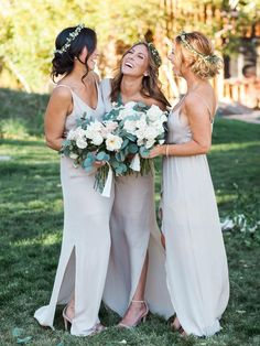Neutral colors // Follow @DYTWeddingBlog for more!