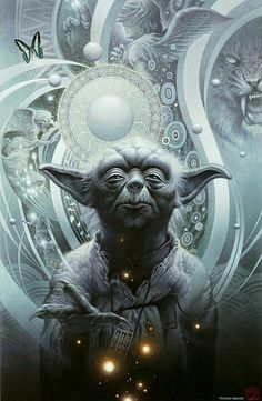 Yoda - Leader, captain and commander of all Jedi